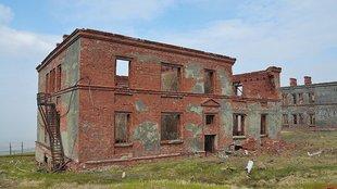 Norilszk 14, egy elhagyott szovjet város szomorú maradványai