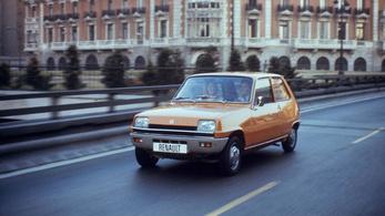 Villanyautóként térhet vissza a Renault 4-es és 5-ös