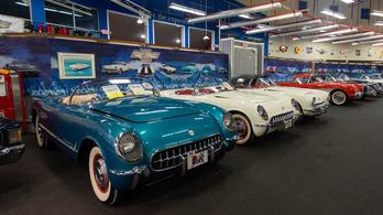 Komplett kollekcióját elárverezi egy amerikai autómúzeum