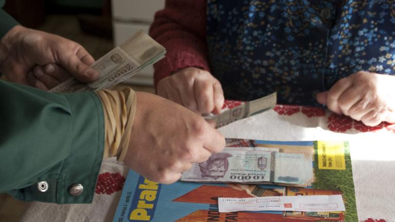 Alapnyugdíjat sürget a Nyugdíjasok Országos Szövetsége