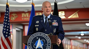 Hírszerzést kap az amerikai űrhaderő