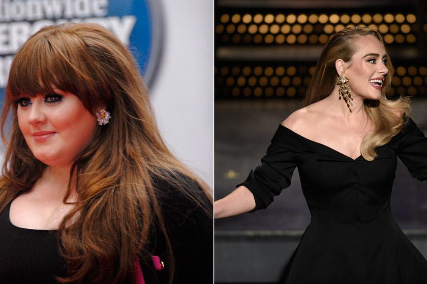 Milyen módszerrel fogyott 50 kilót Adele? Mutatjuk a hírességek kedvenc diétáit