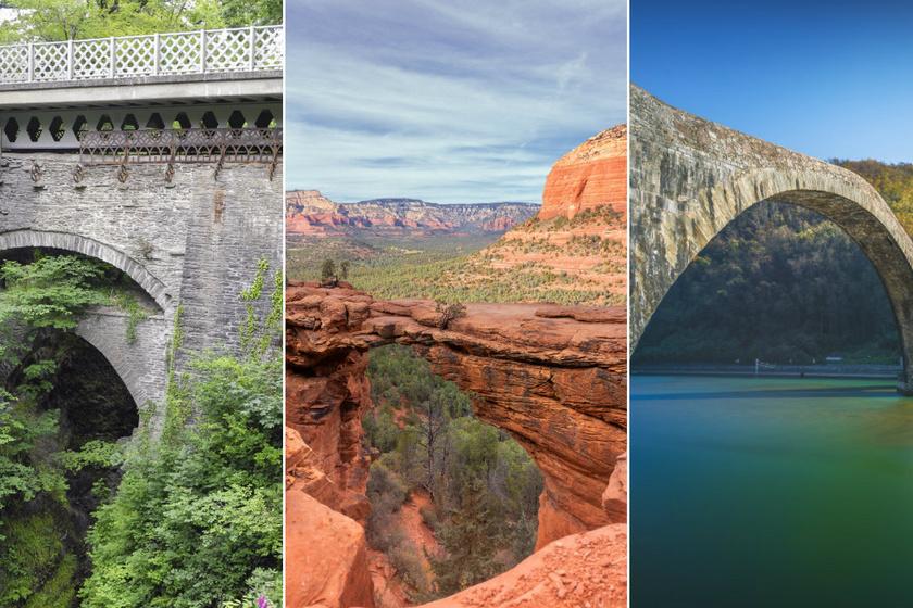 Az ördög hídjai a nagyvilágban: 8 lenyűgöző építmény, amihez mítoszok és mesék fűződnek