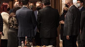 Orbán Viktor eligazította a Fidesz EP képviselőit