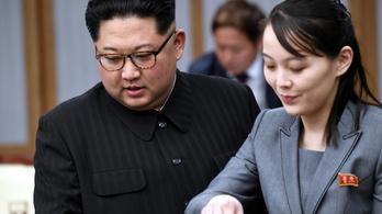 Kim Dzsongun lefokozhatta a húgát