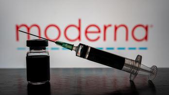 Megkezdődött a Moderna-vakcinák kiszállítása Európában