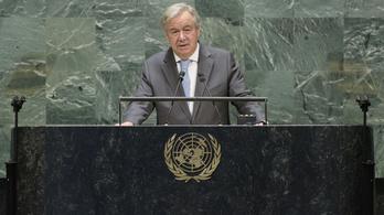 Duplázna az ENSZ-főtitkár