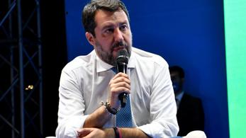 Matteo Salvini már előrehozott választásokat sürget Olaszországban