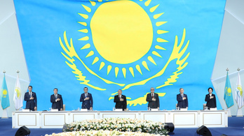 Elsöprő győzelmet aratott a választásokon a kazah kormánypárt