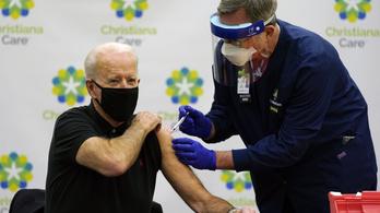Bár van elég vakcina, mégis lassan halad az oltás az USA-ban