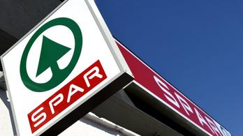 Nyolcvanmillió forintra bírságolta a SPAR-t a Nébih