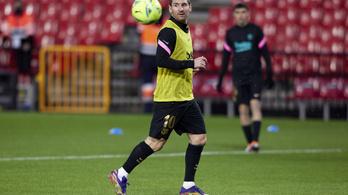 Messi volt az évtized legjobb játékmestere, CR kicsúszott a top 10-ből