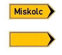 Mi a teendője a gépjármű vezetőjének, ha ezt a táblát látja?