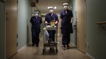 Svédországban 80 ezer embert már beoltottak