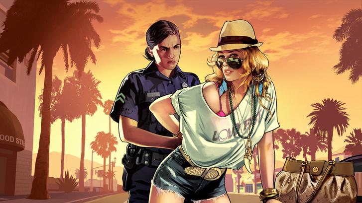 Grand Theft Auto V (Forrás: Rockstar)