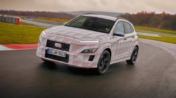 Telekjáróval bővül a leggyorsabb Hyundai típusok köre