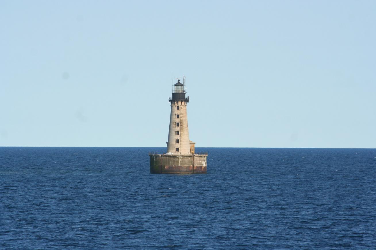 Stannard Rock Lighthouse -a