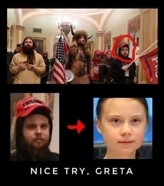 Jó próbálkozás, Greta