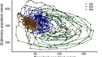 Hálózatelemzéssel vizsgálják az állatpopulációkon belüli információterjedést