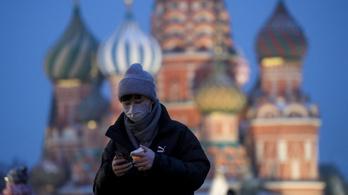Stabilizálódik a járványhelyzet Oroszországban