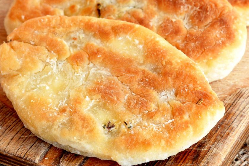 kelesztés nélküli kenyérke recept