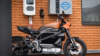 Elkaszálták az újabb elektromos Harley-kat