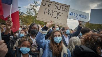 Újabb hét gyanúsítottja van a francia tanárgyilkosságnak