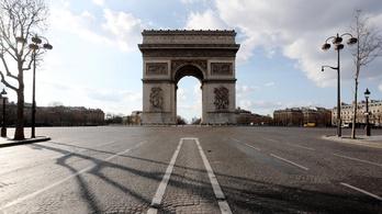 Párizs visszakapja a Champs-Élysées-t