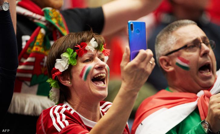 A magyar drukkerek ezúttal sajnos csak a tévé előtt szurkolhatnak a csapatnak