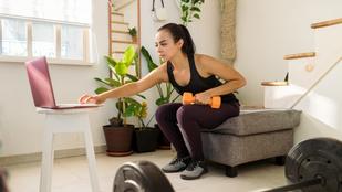 Napi 30 perc mozgással simán megszabadulhatunk a zsírfeleslegünktől? Erre elég fél óra sport