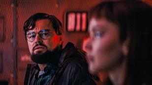 Megérkeztek DiCaprio új filmjének első képkockái, avagy ezt nézd 2021-ben a Netflixen