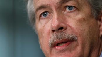 William Burns korábbi oroszországi nagykövetet jelöli a CIA igazgatójának Joe Biden