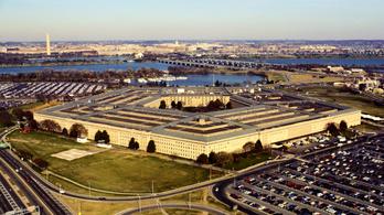 Az amerikai vezérkar rendkívüli nyilatkozatban ítélte el a capitoliumi erőszakot