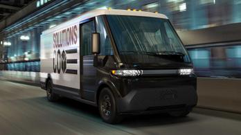 Új villanyfurgon-márkát alapít a GM