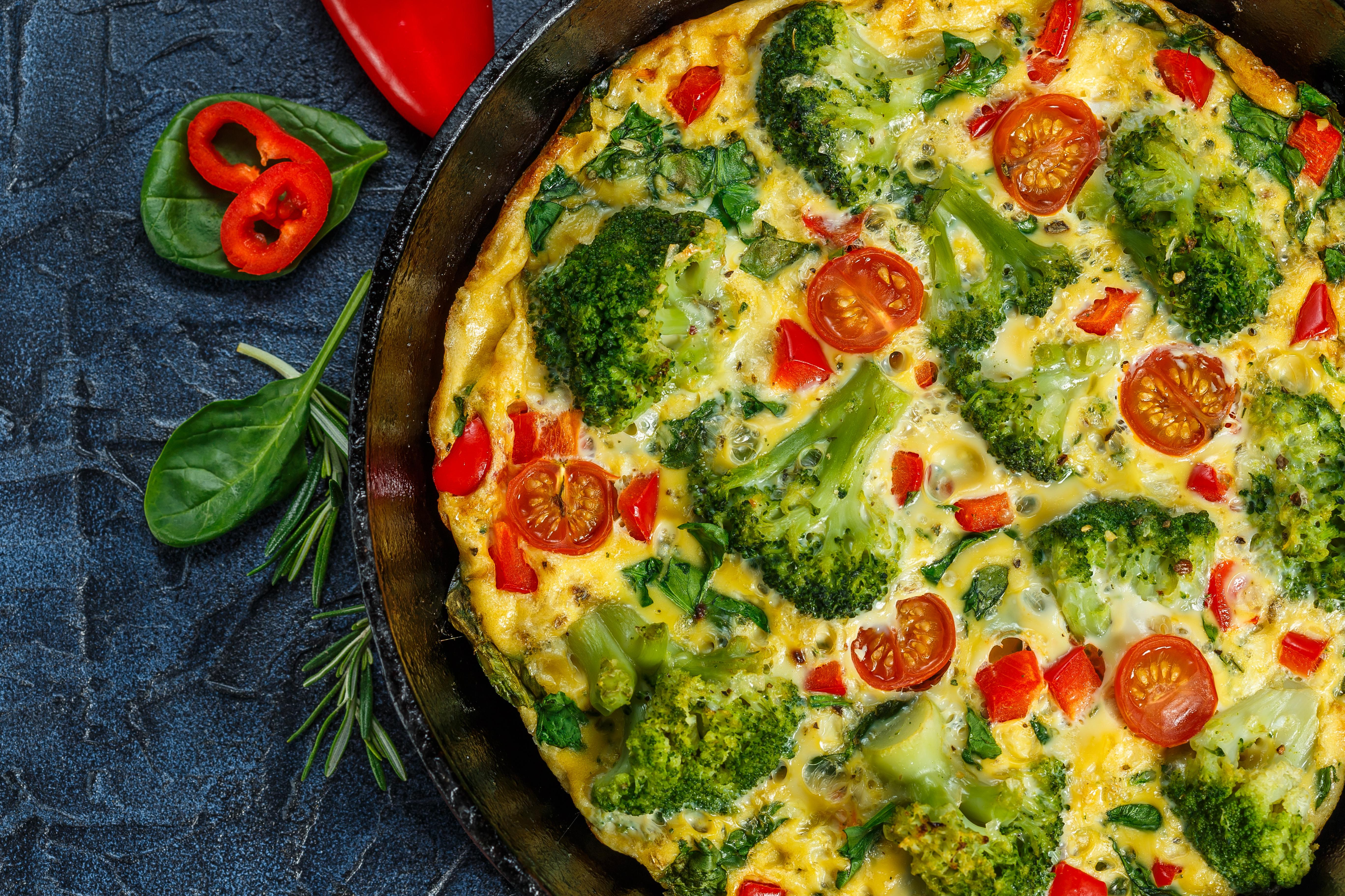 pco diéta menű fogyókúrás tízórai ötletek
