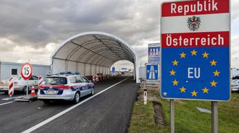 Péntektől csak elektronikus regisztrációval lehet Ausztriába menni