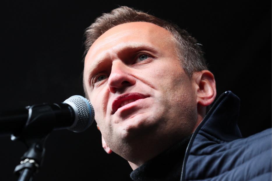 Navalnij hazatér Oroszországba