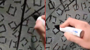 A vandálok már nemcsak firkálnak: mások holmiját vizelik össze, és ezt posztolják is a Twitterre