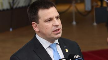 Lemondott az észt kormányfő a pártjhához köthető korrupciós ügy miatt