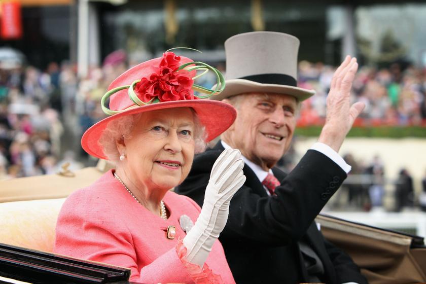 Erzsébet egyből elpirult Fülöp herceg bókja hallatán: aranyos történetet kotyogtak ki róluk