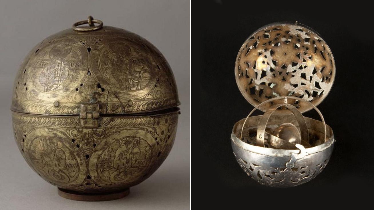 Mobilkályhájukat a misére is magukkal vitték a középkori emberek: a miniatűr melegítőt télen nagy becsben tartották