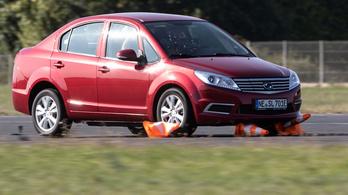 Tragikusnak tűnik a Suzuki-másolat kínai villanyautó biztonsága