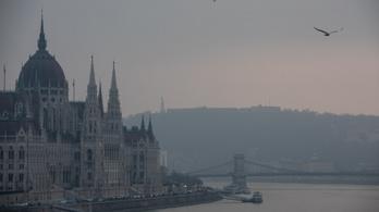 Miskolcon veszélyes, Budapesten egészségtelen a levegő