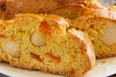 A legfinomabb olasz sütemény a biscotti - A ropogós keksz naranccsal is készülhet