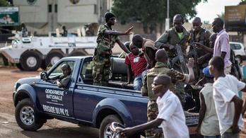Lázadók akarták elfoglalni a Közép-afrikai Köztársaság fővárosát