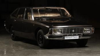 V8-as luxusbálna is készült a Renault-nál