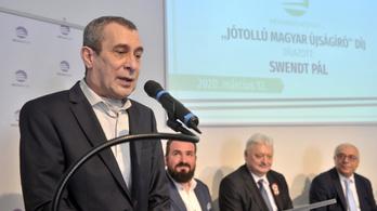 Meghalt Swendt Pál újságíró