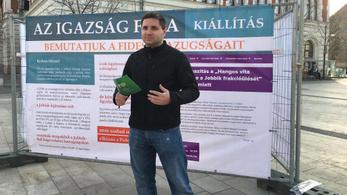 Nem mond le az orosz pénzen magánrepülőgépező jobbikos Szabó Balázs