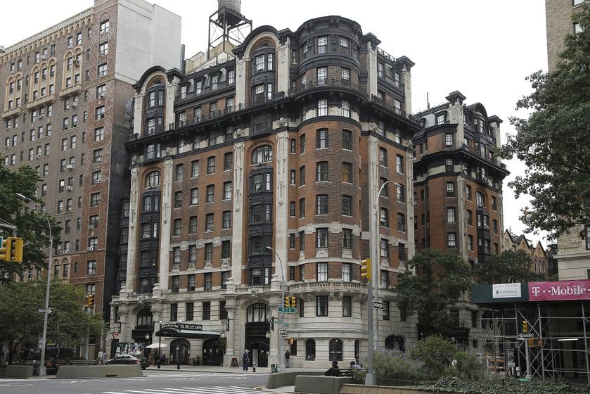 Hotel Belleclaire, 2020.