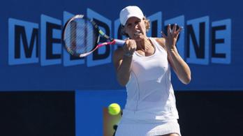 Kampányarcként vezekel a szlovák teniszezőnő, akinek a beoltásából botrány lett Szlovákiában